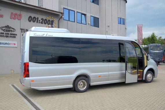 CUBY SPRINTER 516CDI TOURIST LINE 426