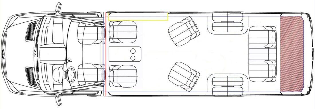Sprinter CUBY VIP Line No. 180