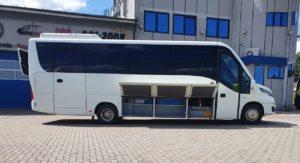 Cuby Sprinter Tourist Line 430