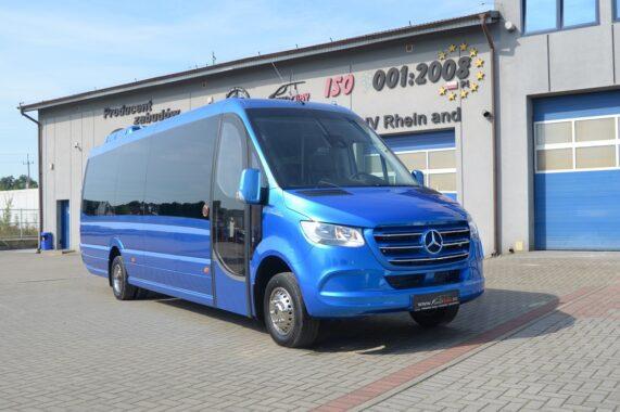 Cuby Bus Tourist Line | 25+1+1 | length: 7866mm | No. 432 1