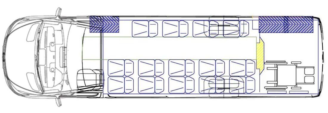Sprinter CUBY City Line No. 400