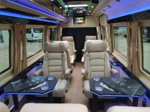 Cuby Sprinter VIP Line 431