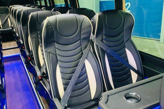 Cuby Bus Tourist Line | 25+1+1 | length: 8666mm | No. 432