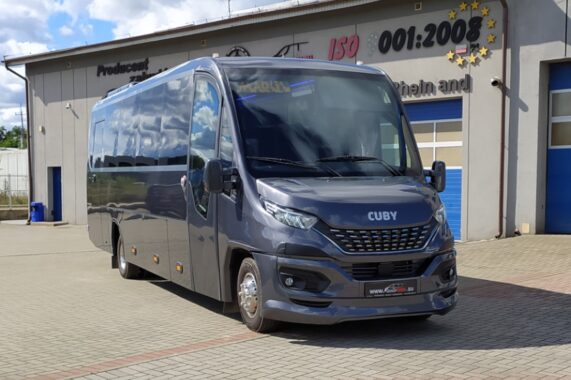Cuby Iveco 437