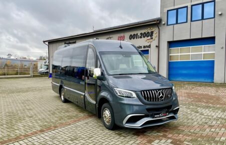 Cuby Mercedes Sprinter Tourist