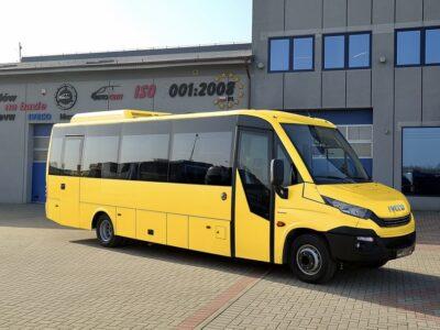 Iveco school bus
