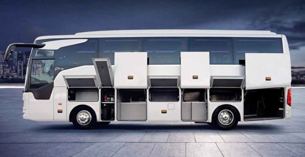 cuby bus zabudowy