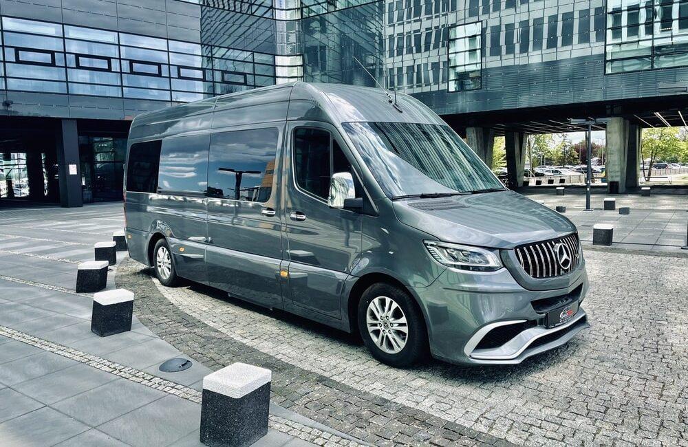 Cuby Sprinter Mercedes-Benz Vip Line