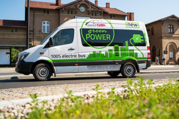 Cuby Bus electric