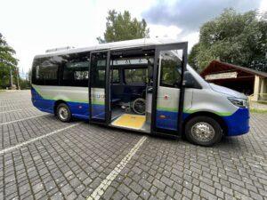 Cuby Sprinter 519 CDI City Line